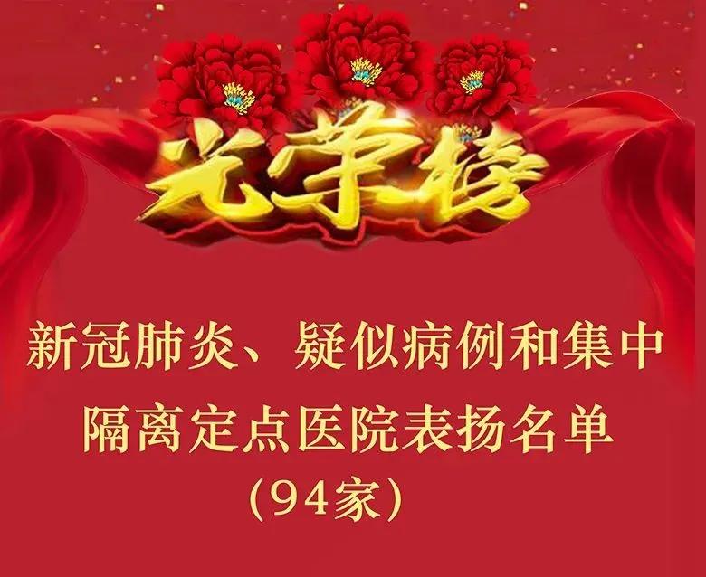成都誉美医院荣登中国非公立医疗机构协会关于新冠肺炎、疑似病例和集中隔离定点医院表扬名单