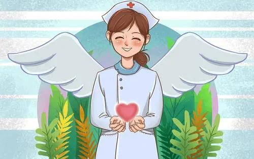 """致敬誉美""""天使"""":身披""""白色战甲"""",奉献热血芳华,只为守护疫情下的每一个家!"""