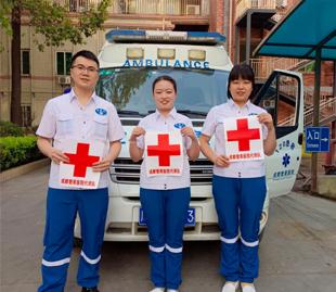强技能,展风采,成都誉美医院荣获成华区红十字应急救护技能大赛优秀奖